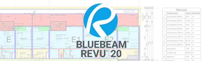Logo Bluebeam Revu 20