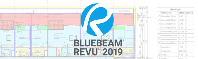 Logo Bluebeam Revu 2019